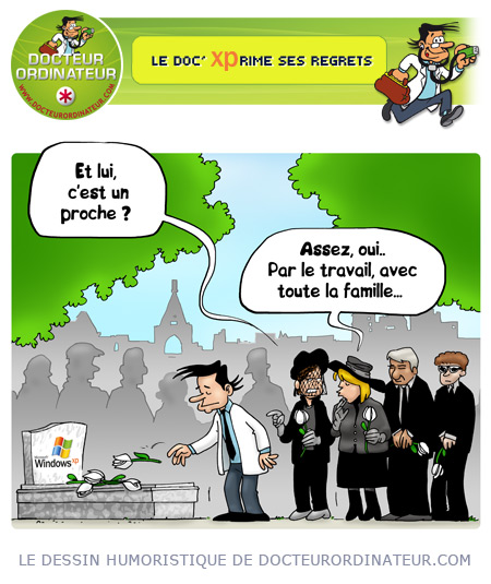Le Doc' XPrime ses regrets