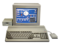 Le Commodore Amiga 500