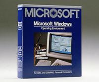 Pack Microsoft Windows 1.0