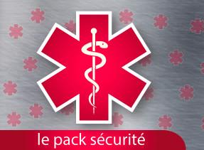 Le pack sécurité