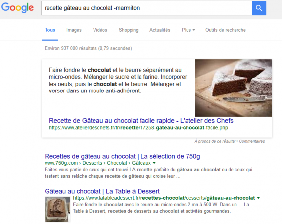 Comment Faire Une Recherche Google Efficace