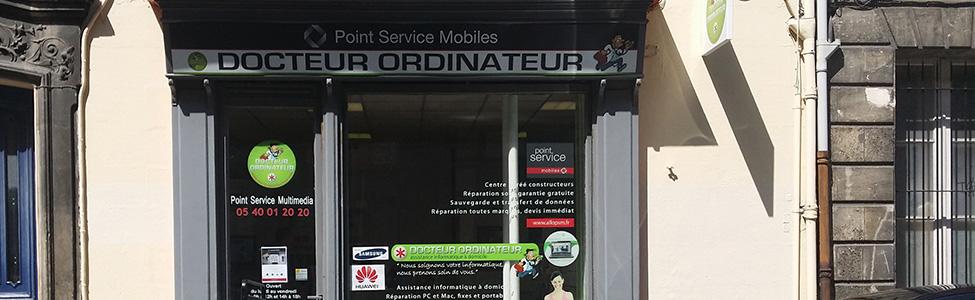 Bienvenue sur le site de Docteur Ordinateur Bordeaux